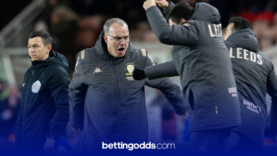 Football Acca Tips: Marcelo Bielsa's side feature in our 18/1 treble for the evening