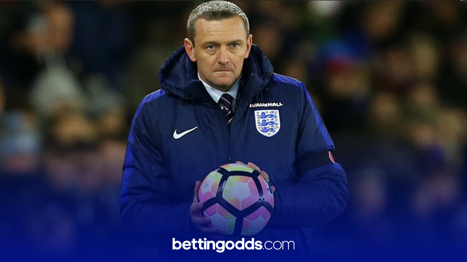 European Under-21 Championships Betting: Aidy Boothroyd's side are 19/4 to win the tournament
