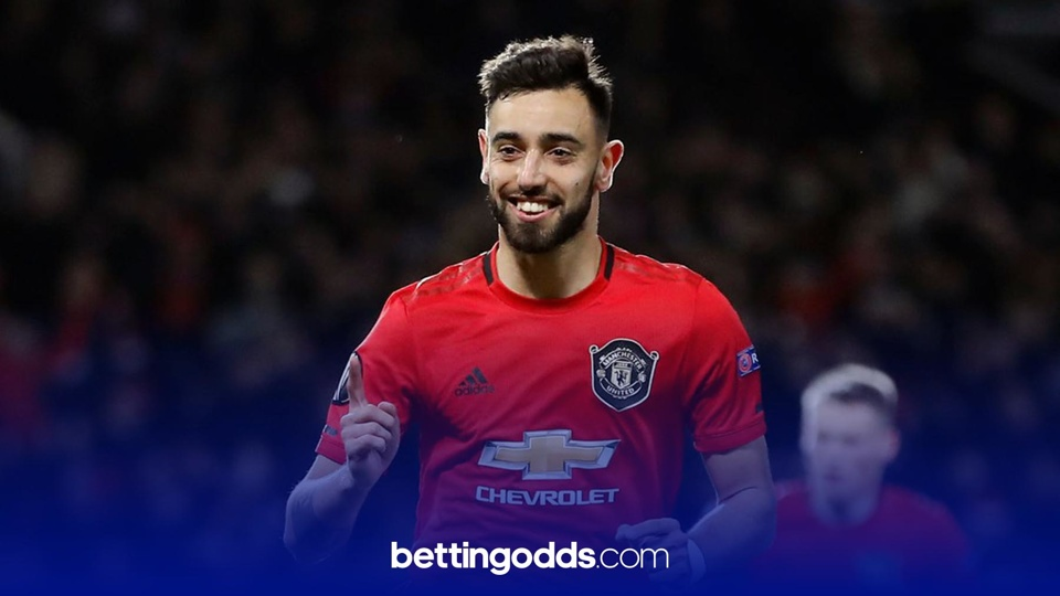 Manchester United have been awarded 33 penalties since the start of last season with Bruno Fernandes converting 15/16 since arriving and we fancy a repeat at 5/1 against City as part of our tips for the game.