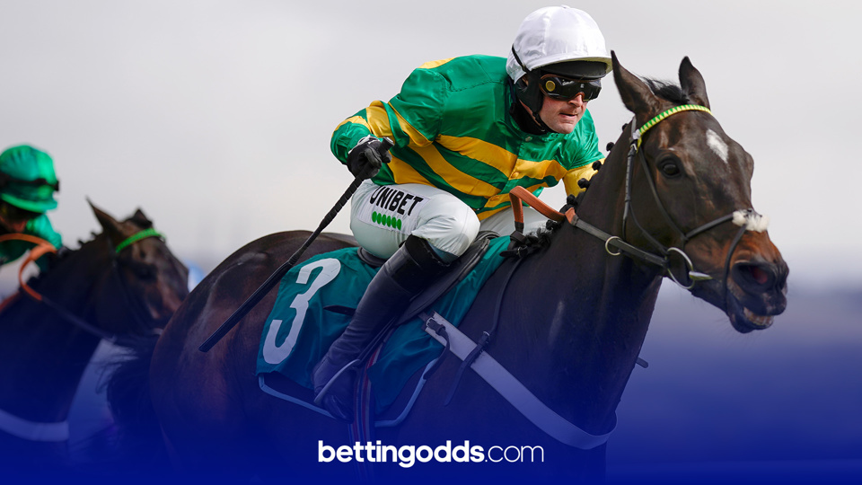 Chantry House landed the third leg of this punters remarkable treble at the Cheltenham Festival
