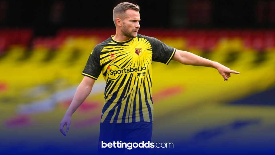 Tom Cleverley features in the first of three football tips we have for the game here at BettingOdds.com