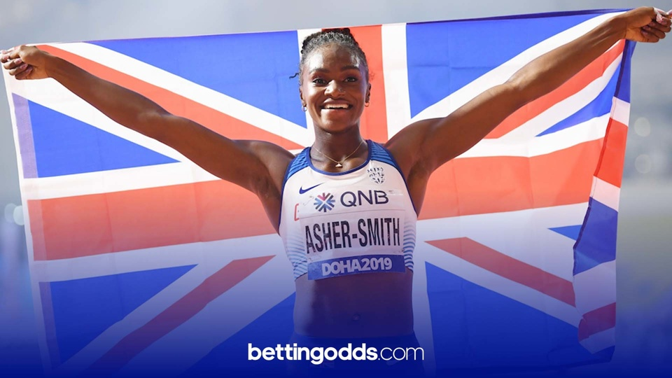 Dina Asha-Smith placed third in Sports Personality of the Year in 2019 and features in our best bets for 2021