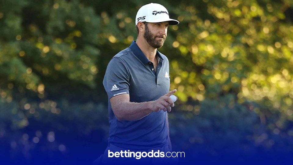 Dustin Johnson features in our Sentry Tournament of Champions tips