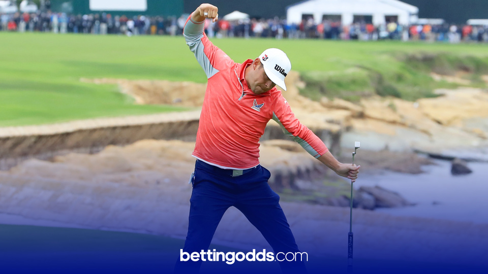 Gary Woodland features amongst our tips & predictions for the Memorial Tournament.