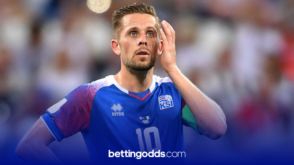 Cross Game Multi Tips: Gylfi Sigurdsson is still Iceland's main man despite falling down the pecking order at Everton