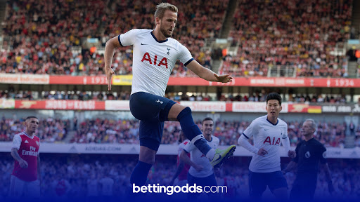 Manchester United are current bookies favourites to sign Harry Kane this summer