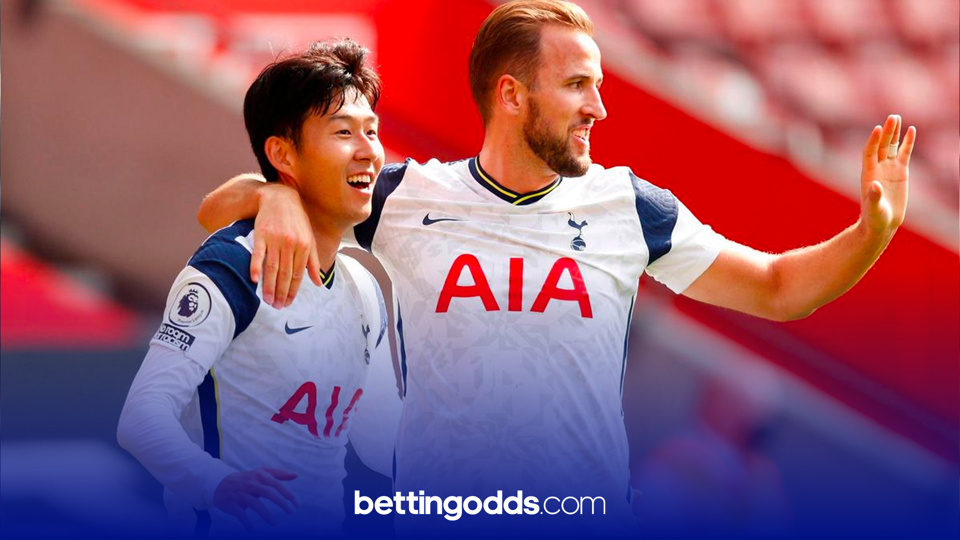 Betting Stories: Son & Kane have formed an incredible partnership this season