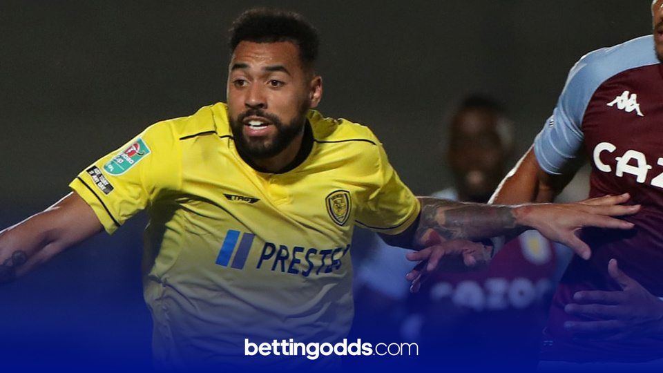 Kane Hemmings has scored eight goals in his last 13 for Burton who have won eight of their last 11 and feature in our tips for Tuesday