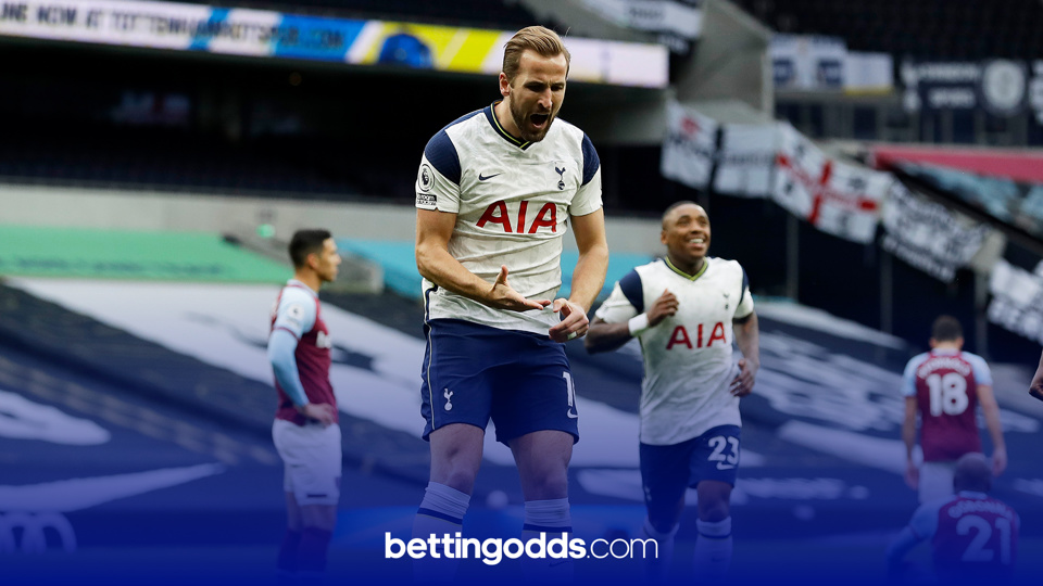 Harry Kane has registered an assist in 63% of his league games this season and features in our 5/1 selection for the game