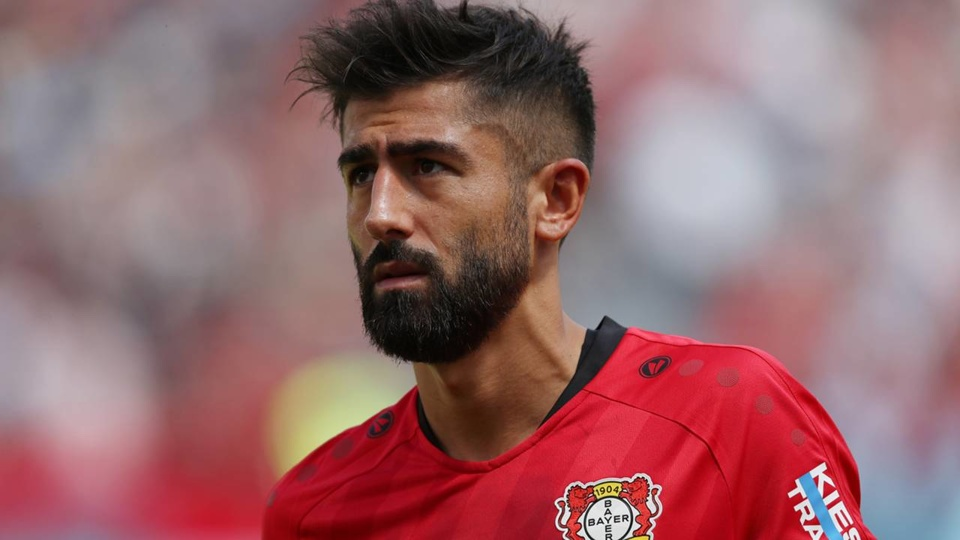 Kerem Demirbay has been a key feature of Bayer Leverkusen's attacking play in lockdown.