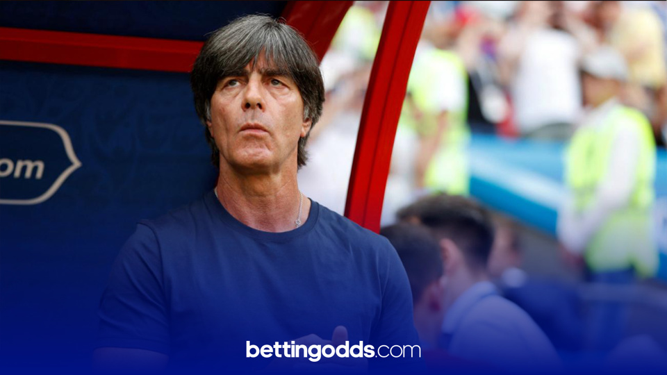 Joachim Lowe's Germany side feature in our Germany v Spain tips