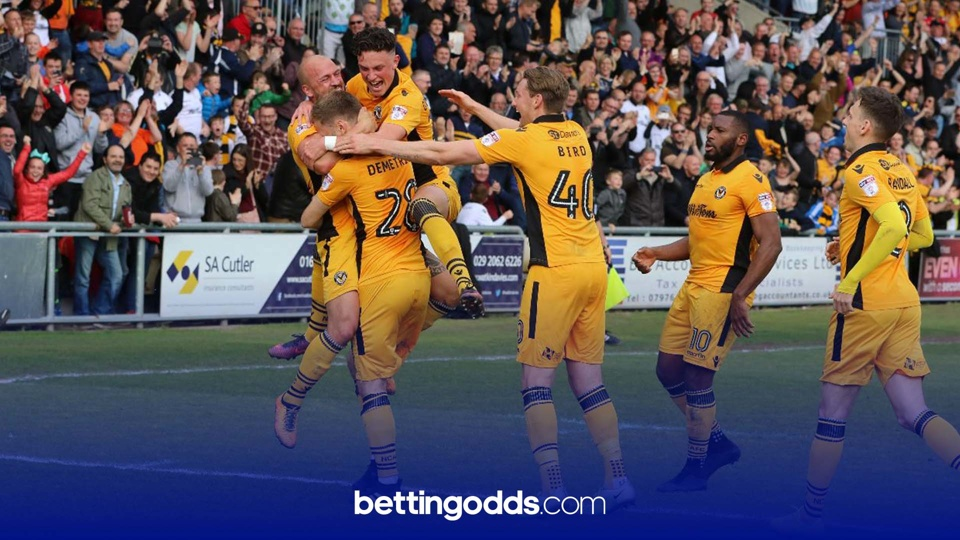 Newport have a good record in recent years in cup competitions and feature in our tips for the FA Cup third round