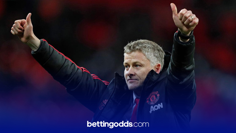 Manchester United Premier League Odds: Solskjaer & Co. on the hunt for first league title since 2013.