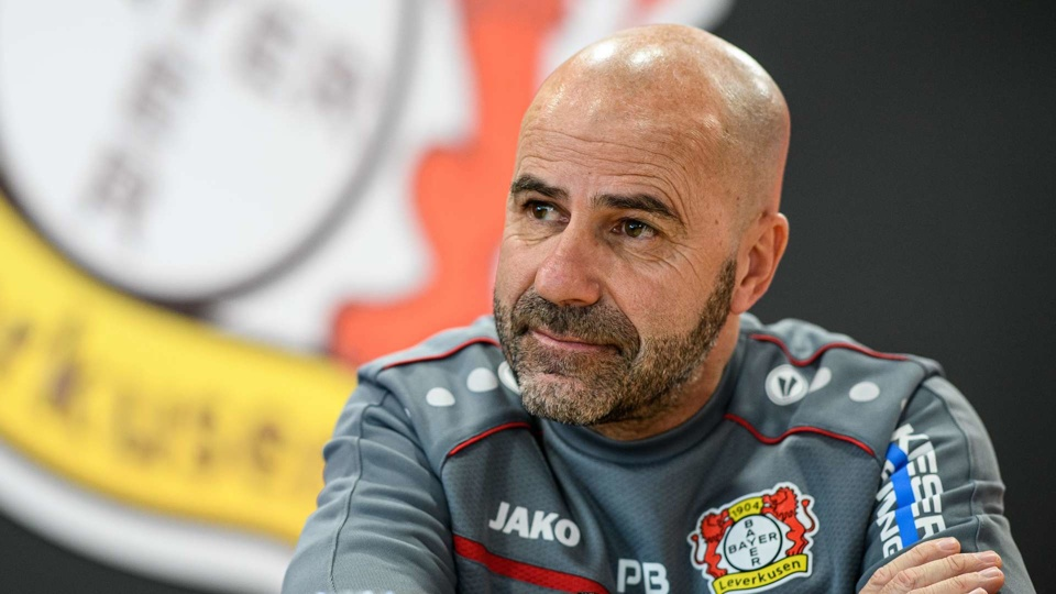 Peter Bosz's Leverkusen side are odds on to win at Werder Bremen.