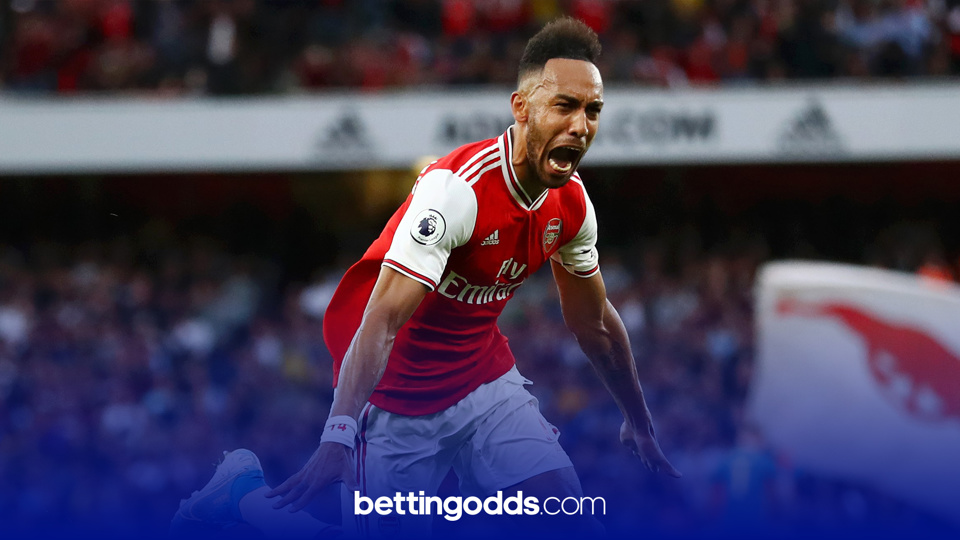 Pierre-Emerick Aubameyang looks a big price in the top scorer betting