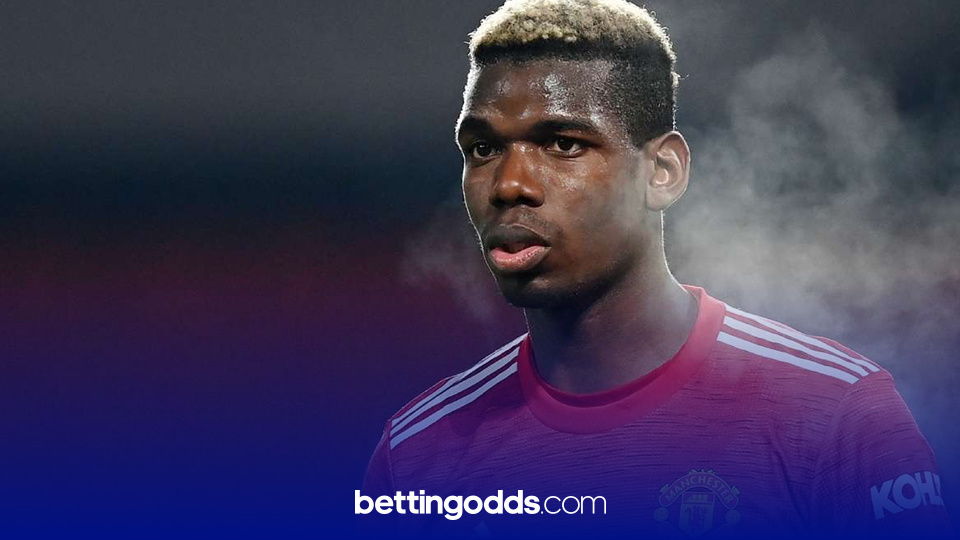 Manchester United v Roma Tips: Pogba is 5/6 for 2+ shots