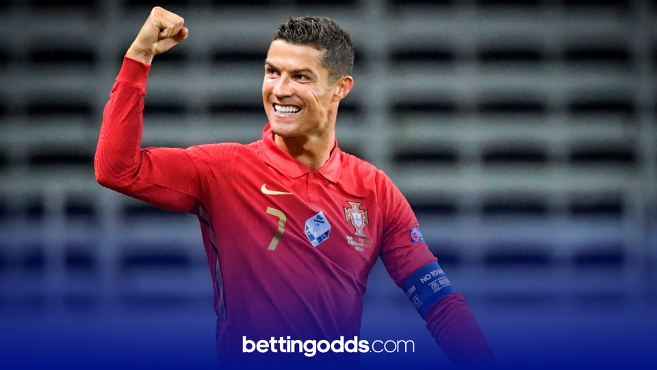 Portugal Euro 2021 Betting Odds: Ronnie & Co. are 14/1 shots for the trophy