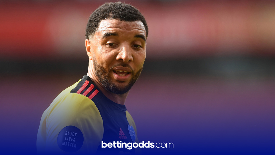 Troy Deeney Next Club Odds: The Hornets striker is now odds-on favourite to sign for West Brom