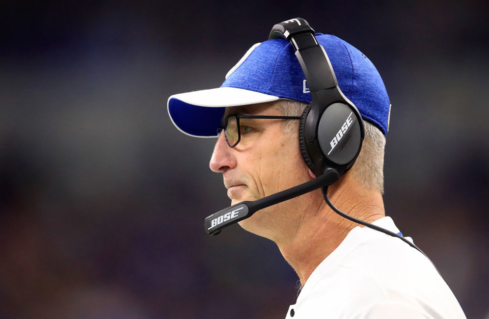Who will Frank Reich be coaching later this year as part of the 2021 NFL Draft?